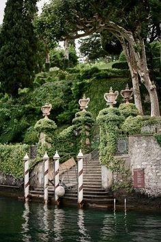 Villa del Balbianello оn Como