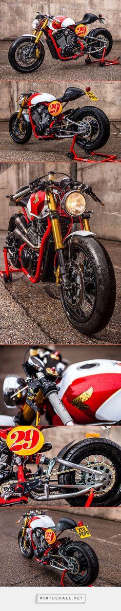 'Spitfire Special' Honda Shadow Racer - XTR Pepo - Pipeburn.com - created via https://pinthemall.net