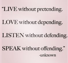 Live, love, listen, speak  . . . #kindness #love #listen #speak #live #wellness #wellbeing #wellandco1 #selfcare #bekind #benice #compassion #empathy #inspiration #motivation #quotes #quotesaboutlife #yogalife #spiritual #spiritjunkie #zen #namaste #patience #livewell #dgudema pic via omandahlondon
