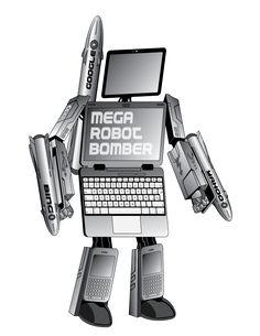 Mega Robot Bomber Best SEO Tools
