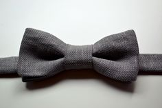 Sew a Bow Tie - tutorial