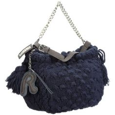Replay knitted bag