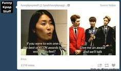 n oppa wanting the prize first...XD