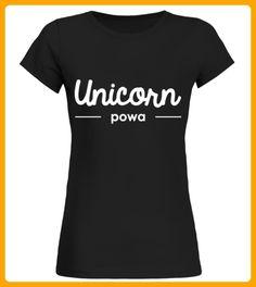 unicorn powa - Einhorn shirts (*Partner-Link)