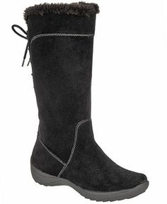 4b09f8eb11a Naturalizer Violanne Cold Weather Boots Shoes - Boots - Macy s