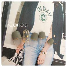 いいね!187件、コメント2件 ― 大坂祐子 nail salon Conoaさん(@osaka_yuko)のInstagramアカウント: 「Conoa ☎︎07065231787 LINE@ID @zcn8274y * #Conoa #nail #ネイル #ネイルアート #ネイルサロン #プライベートネイルサロン #ジェルネイル…」