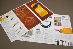 Brochure Design #YoursToMake