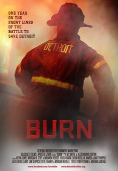 BURN is a feature documentary that takes a look (from the firefighter's perspective) at the Detroit fire department's battle to save their city, despite facing serious economic challenges. | Shared by LION