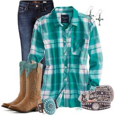 """Country Style Contest"" by kginger on Polyvore"