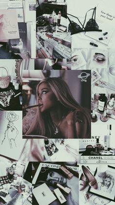 New lock screen wallpaper posts ideas Ariana Grande Tumblr, Ariana Grande Pictures, Ariana Grande Background, Ariana Grande Wallpaper, Aesthetic Iphone Wallpaper, Aesthetic Wallpapers, My Everything Ariana Grande, Girls Run The World, Aesthetic Collage