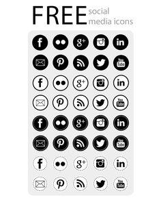 Free social media icons from Lovelytocu.com                                                                                                                                                     More