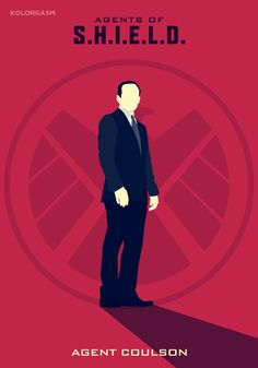 Agent Coulson - Kolorgasm
