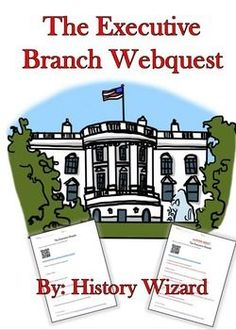 Students will gain a basic understanding of the Executive Branch through an easy to follow webquest. Please check out the website by clicking on the link below:http://www.ducksters.com/history/us_executive_branch.phpClick here to view the website.The webquest contains 12 questions and an answer key is included for the teacher.
