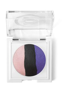 Mary Kay At Play® Baked Eye Trio in Purple Eclipse.  Three vibrant eye shades are expertly coordinated in perfect harmony so you can mix and match easily for endless looks!