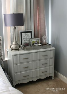 in place of bedside tables
