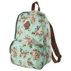 Teal fashion backpack