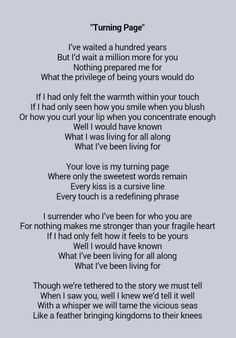 """""""Turning Page"""" by Sleeping At Last"""