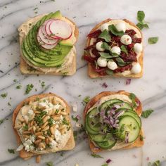 This Hummus Toast recipe is an easy protein-packed healthy snack. You can make it using homemade or store-bought hummus and customize it with any toppings! Hummus Toast | Breakfast Ideas | Snack Recipes | Healthy Snacks | Chickpeas | Plant Based Protein #hummustoast #snackideas #hummus #toast #healthysnacks #feelgoodfoodie