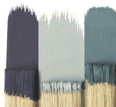 Peinture : place au grand bleu