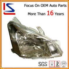 af53a02e117c Car Spare Parts Head Lamp for Toyota Corona Premio ′05 on Made-in-