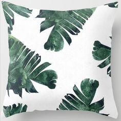Kussenhoes Palmblad