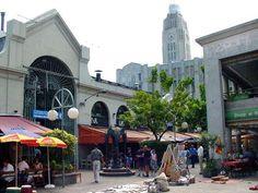 mercado del puerto-montevideo, uruguay: ubicado en la ciudad vieja. Pd: probar en vino Tannat.