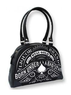 HANDBAG | Bad Star Bowler