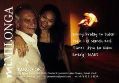 Best Milonga in Dubai Every Friday