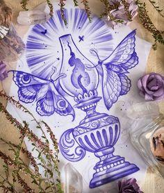Neo Traditional, Tattoo Shop, Tattoo Sketches, Tattoo Designs, Tattoo Ideas, Tattoo Studio, Girl Tattoos, Sleeve Tattoos, Geek Stuff