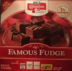 Nestle Carnation Chocolate Fudge