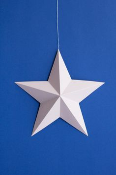 Bambula: DIY | paperitähti Christmas Inspiration, Christmas Ideas, Diy Crafts, Home, Celebrations, Kitchen Ideas, Kindergarten, Teaching, Stars