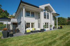 Aurora - Herskapelig bolig fra Systemhus