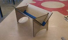 make a bookbinding cradle, right angle, hole punching for sewing books, align holes, book binding