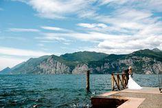 Lake Garda Wedding in Malcesine Castle - Distinctive Italy Weddings