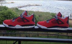"""Air Jordan 4 """"Toro Bravo"""" Release Date"""
