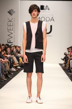 Male Fashion Trends: Andrea Urquizu Spring/Summer 2014 - Buenos Aires Fashion Week
