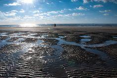 Castricum beach, The Netherlands