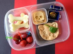 Or 'pirates'. | This Mum Makes The Most Amazing Lunchbox Art For Her Kid Every Day