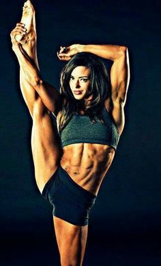 Fit ladies/woman with a good healthy physique. Work ou… | Pinteres