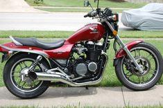 Vintage Bikes, Vintage Motorcycles, Honda Nighthawk, Honda Motorcycles, Car Parts, Rat, Vehicles, Antique Bicycles, Honda Bikes