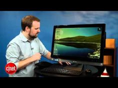 Asus All-in-One PC ET2700INKS - YouTube All In One Pc, Home Entertainment, Monitor, Cool Stuff, Laptops, Youtube, Tech, Laptop, Technology