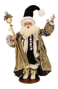 Mark Roberts 'Festivities' Santa Figurine available at #Nordstrom