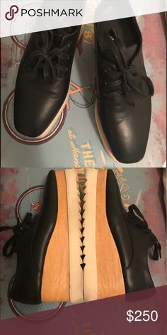 Oxford platforms Good condition just like the real Stella Mcartney No Brand Shoes Platforms