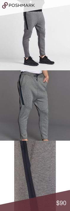 NWT Mens Heather Grey Nike Tech Fleece Joggers ITEM IS BRAND NEW NEVER WORN WITH TAGS ON THEM. WILL EXCEPT REASONABLE OFFERS. Nike Pants Sweatpants & Joggers