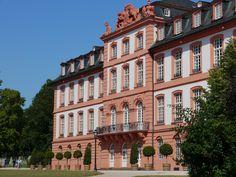 Wiesbaden - Schloss Biebrich