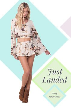 JUST LANDED - Shop What's New