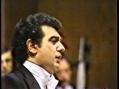 Placido Domingo   Verdi's Requiem   Ingemisco   YouTube