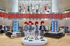 Uniqlo flagship store by Wonderwall, Berlin » Retail Design Blog