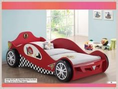 Beds Online has great deals on United Furniture X-Speed Racing Car Bed beds and a huge range of leading brand beds. Browse our store and sleep easy!