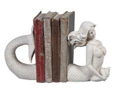Sereismo.com » Blog Archive » Porta Livros de sereia!
